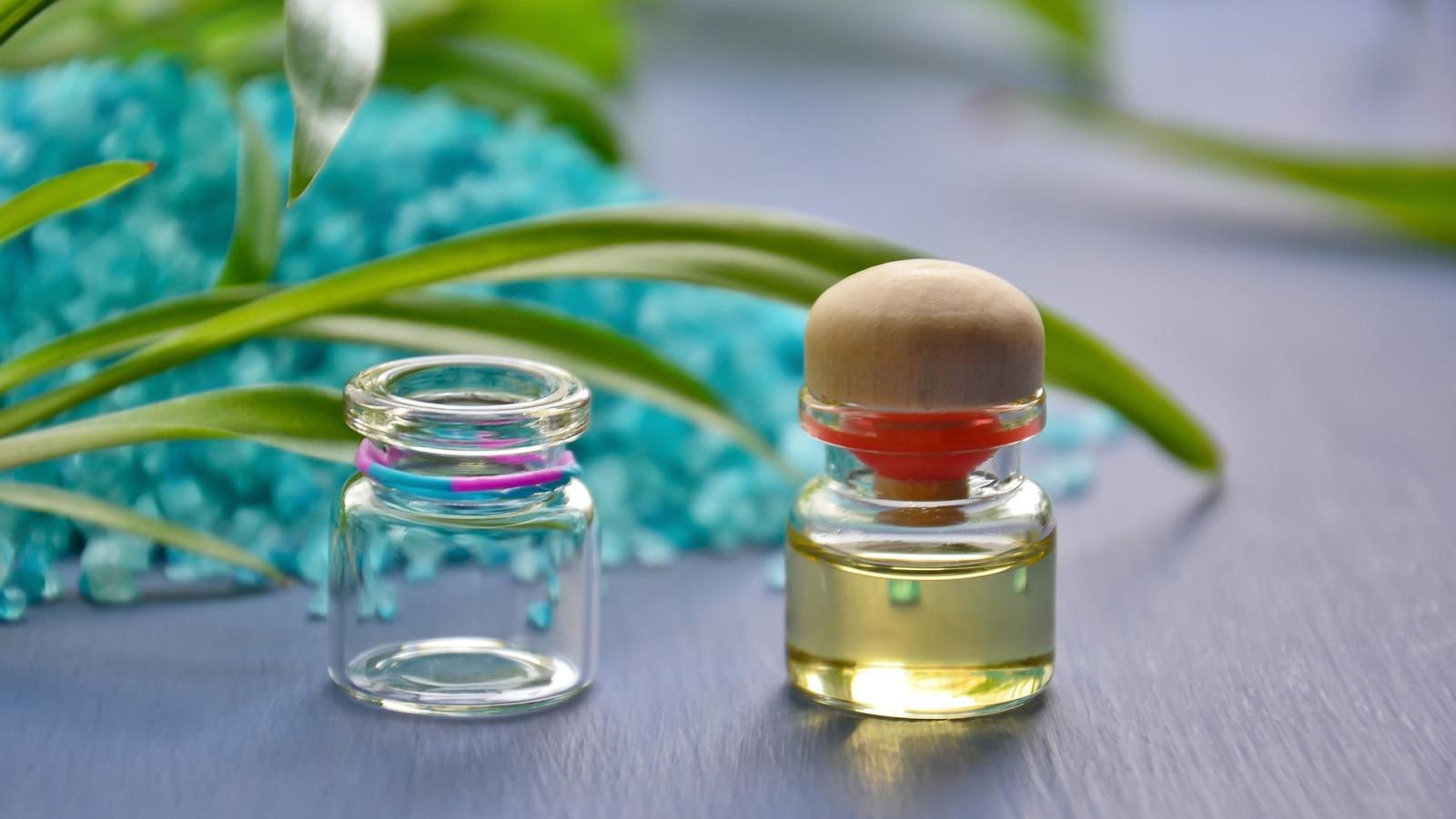 Óleos essenciais em aromaterapia